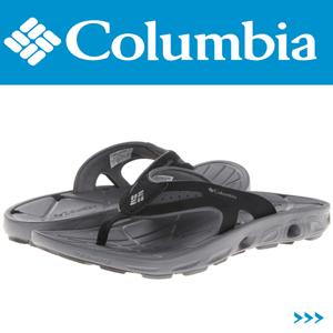 Sandale si slapi Columbia barbatesti Techsun Vent