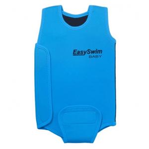 Costum de inot din neopren cu protectie UV pentru bebelusi FPS 50+