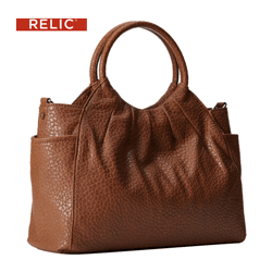 Geanta de mana Relic Willow Ring Satchel de culoare maro