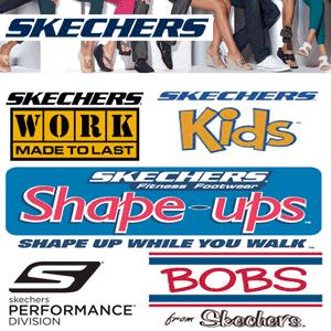 Colectiile de pantofi sport Skechers pentru barbati, femei si copii