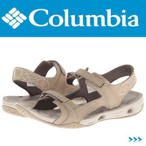 COLUMBIA Sandale de dama – modele outdoor