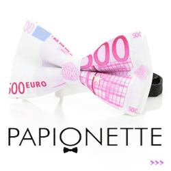Papion Papionette Bancnota 500 Euro