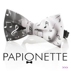 Papioanele funky Papionette – papioane de dama si barbati