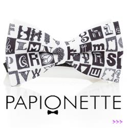 Papion Papionette Alphabet