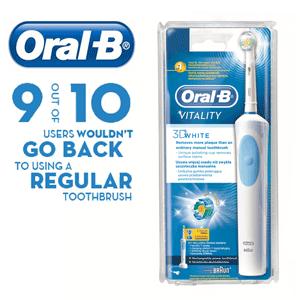 Periuta electrica pentru adulti Oral B D12 - cele mai ieftine modele