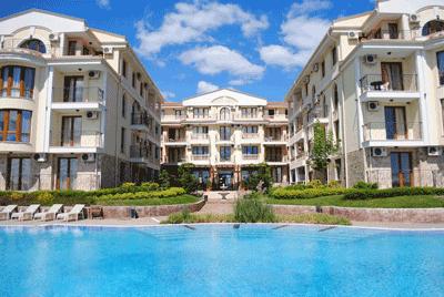 Royal Bay Residence & Frontline Spa Bulgaria