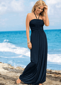 Rochie de vara si plaja