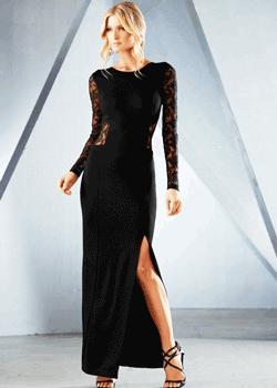 Rochie cambrata model clasic