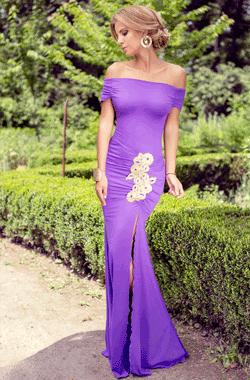 Rochie Diva Pandora Violet
