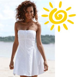 Rochii de vara. Fii glamour chiar si pe plaja!