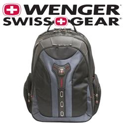 Ruscac laptop 17` Wenger Swissgear - un rucsac incapator, rezistent si de calitate