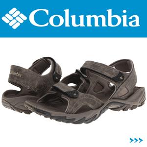 Sandalele si slapii Columbia pentru barbati
