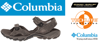 Vezi oferta de reduceri de pret a sandalelor barbatesti Columbia