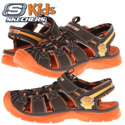 Sandale baieti Skechers Relix 92187L