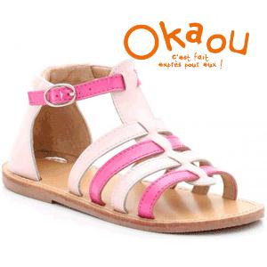 Modele de Sandale Romane pentru Fete si Fetite