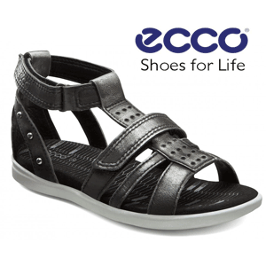 Sandale romane Ecco Shoes pentru fete si fetite