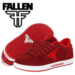 Adidasi skate Fallen Patriot v2 pentru barbati