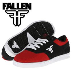 Fallen The Vibe - Skate Shoes barbatesti - tenisi si adidasi pentru barbati