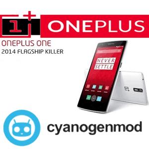 Android Cyanogen Mod Oppo Oneplus 1+ Smartphone