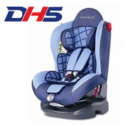 Scaun auto DHS Coccolle C865 de culoare albastra pentru baieti