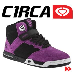 Incaltaminte skate shoes Circa (C1rca) Footwear de dama si barbati