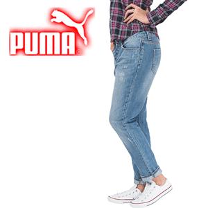 Jeansi Puma Boyfriend Fit - blugi pentru femei