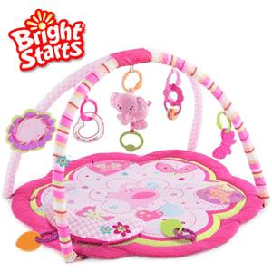 Salteluta de joaca Bright Starts pentru fetite - culoare roz