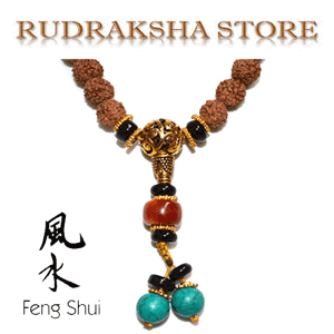 Bijuterii ieftine cu seminte Rudraksha, amulete, cercei, bratari si coliere norocoase
