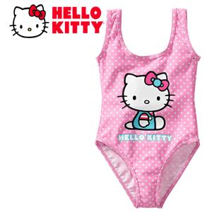 Costum de baie Hello Kitty fetite 2-12 ani