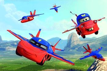 Fototapet desene animate Disney Planes