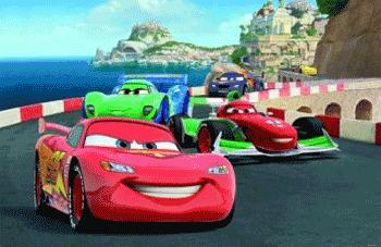 Fototapet Disney Cars