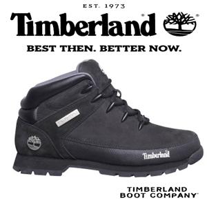Ghete din piele Timberland Euro Sprint Hiker pentru barbati