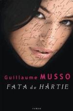 mergi in libraria online: Guillaume Musso - Fata de hartie