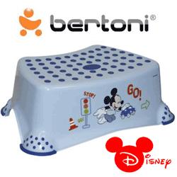 Inaltator de baie antiderpaant pentru copii baieti cu Mickey Mouse de la Disney