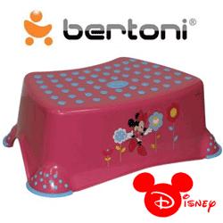 Inaltator de baie antiderapant pentru copii Disney Minnie Mouse culoare roz pentru fetite