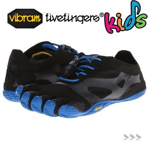 Vibram FiveFingers Kids KSO EVO - adidasi cu degete