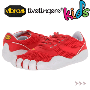 Incaltaminte cu degete Vibram FiveFingers Speed copii - Incaltamintea cu degete Vibram Kids