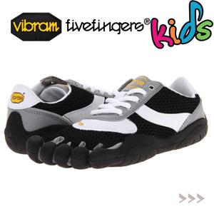 Incaltaminte copii Vibram FiveFingers Kids Speed - Incaltamintea cu degete