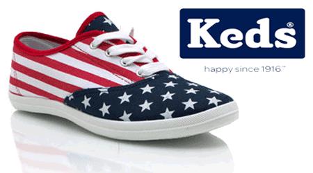 Incaltaminte KEDS - Tenisii modului de viata american.