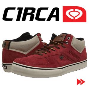 Pantofi Skate C1rca - Circa Union