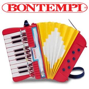 Acordeon Copii 20 de taste Instrumente Muzicale Bontempi