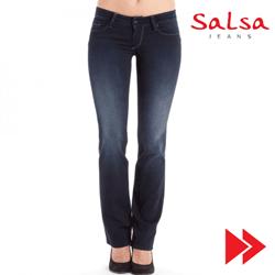 Jeansi Salsa Wonder Push Up cu efect modelator pentru fese