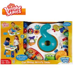 Jucarii interactive - Masuta de joaca pentru copii 6 luni 3 ani