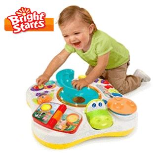Masuta de joaca bebe interactiva Bright Starts