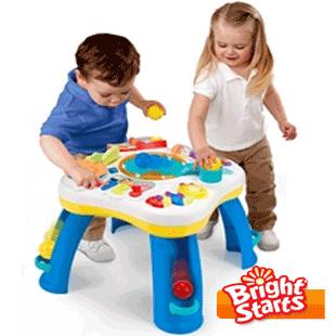 Masute de joaca pentru copii si bebe