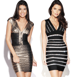 Devastatoarele Rochii si Rochite Bandage – rochiile modelatoare