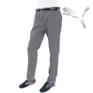 Pantaloni casual stil Boyfriend Puma - imbracaminte dama
