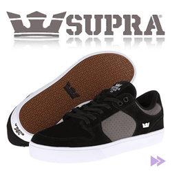 Tenisi Skate pentru barbati SUPRA Vaider LC
