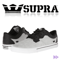 Tenisi smart casual barbati Supra Axle