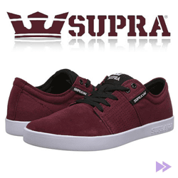 Tenisi smart casual Supra Stacks II